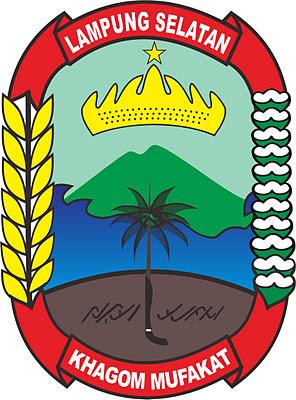 Logo Lampung Selatan Baru